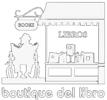 Logo librería La boutique del libro Argentina