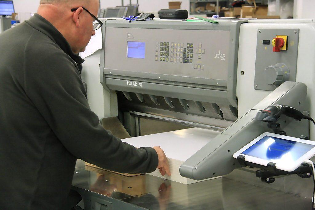 Impresión libros tipos de papel
