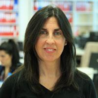 Elisa González Lara Responsable cuentas internacionales