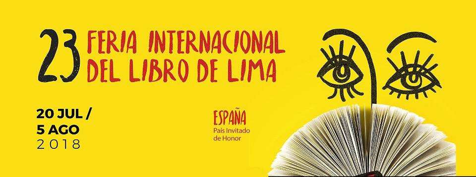 Feria Internacional Libro Lima