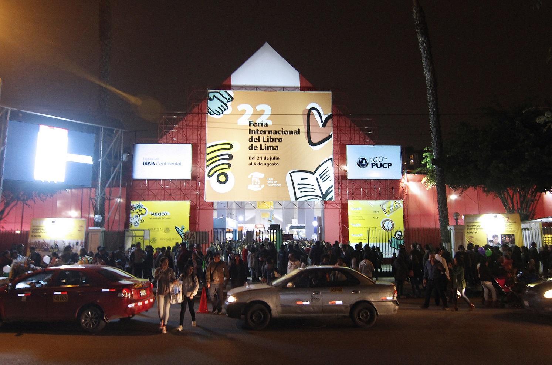 Feria libro Lima