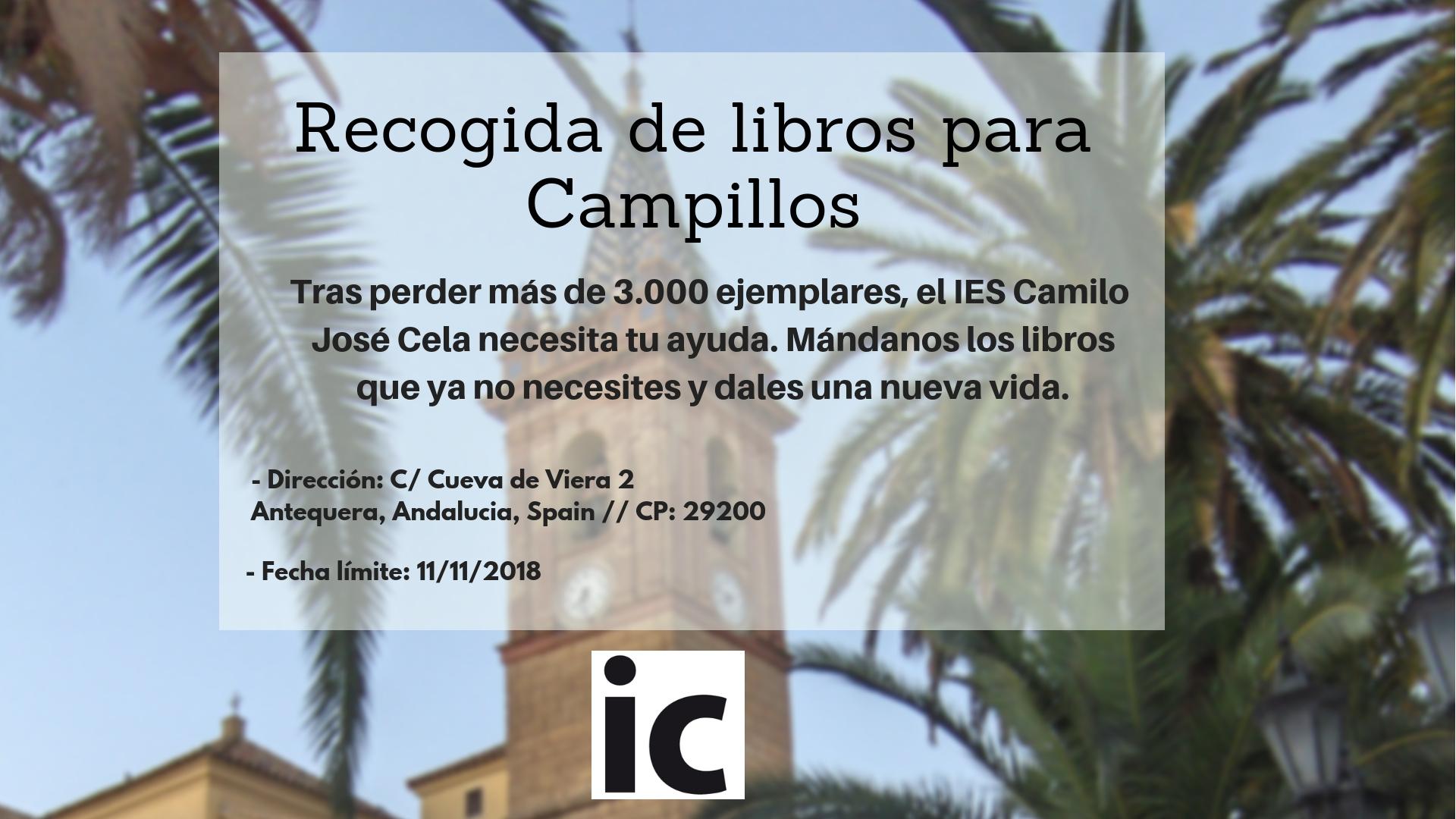 IC Grupo quiere colaborar con Campillos