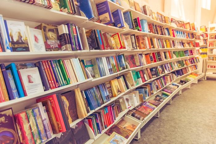 Andalucía cuenta con muchas librerías conocidas