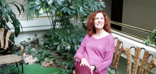 Núria Casals Girons. Editora-Gerente en Horsori.
