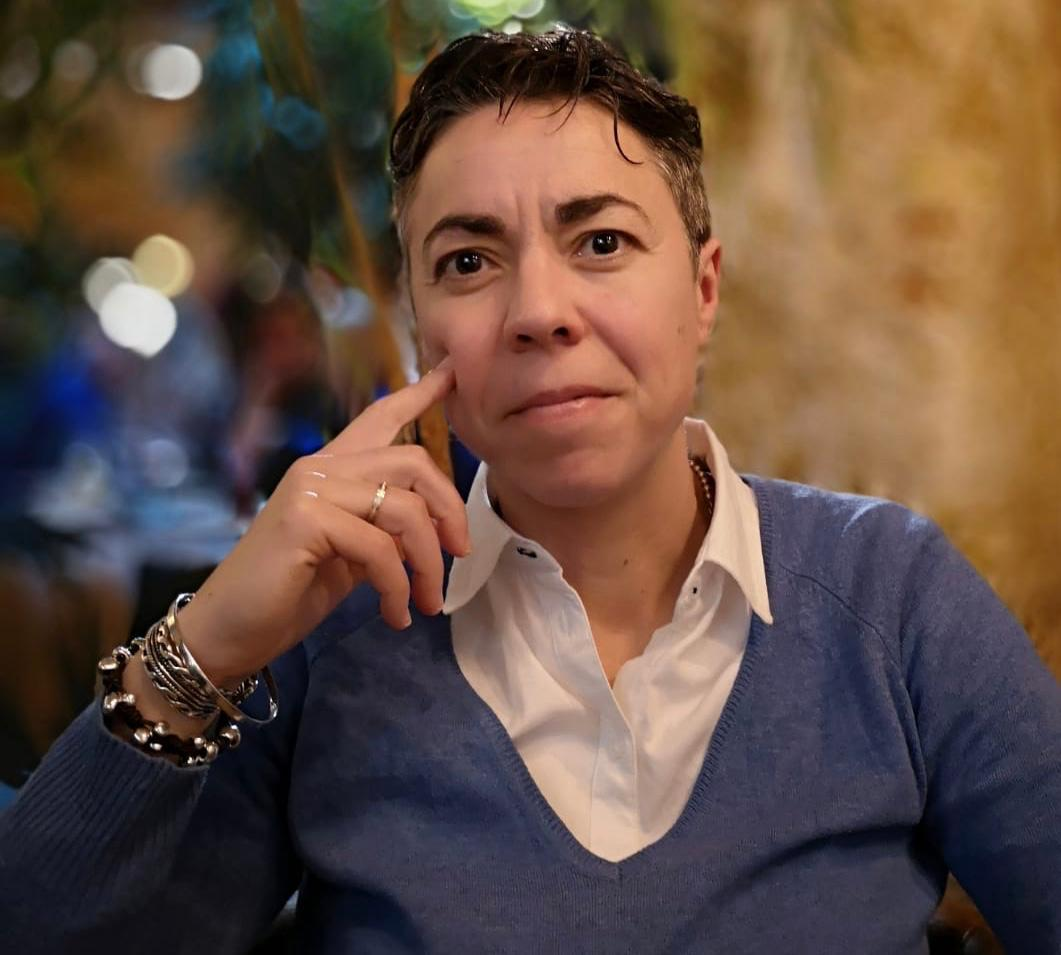 Carmen Moreno, directora de la editorial Cazador de ratas