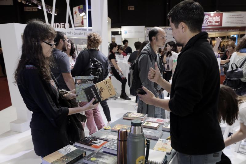 Argentina celebra su Feria del Libro