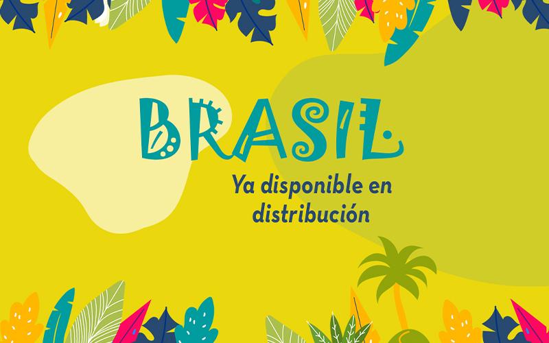 Podiprint acerca el mercado latinoamericano gracias a la distribución de libros en Brasil